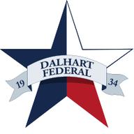 Dalhart Federal Savings & Loan Association, SSB Logo